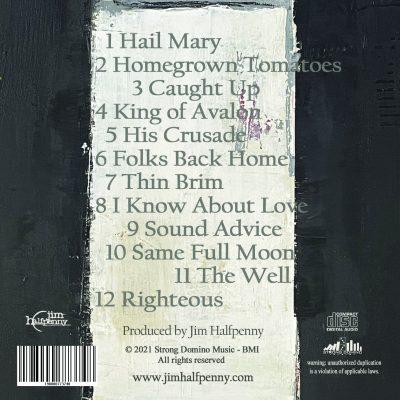 Tabula Rasa - CD Back Website